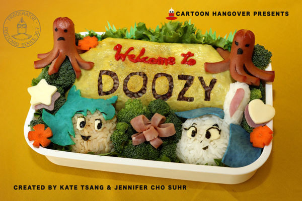 fred-frederator-studios: Kate Tsang & Jennifer Suhr created a doozy of a cartoon, so the least…