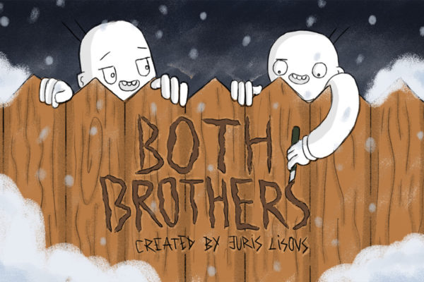 "Have you watched our latest GO! Cartoons short, ""Both Brothers,"" from Latvia's favorite son,…"