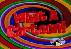 channelfrederator: On this day in 1995, What a Cartoon! started on Cartoon Network!  The…