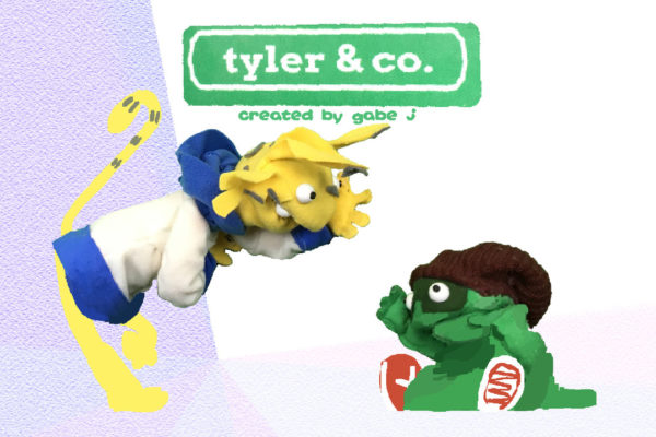 "Gabe Janisz's GO! Cartoons short, ""Tyler & Co.,"" is up on Cartoon Hangover. Carve out…"