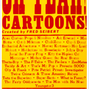 July 19, 1998: Oh Yeah! Cartoons premieres on Nickelodeon.Thanks to creators Bill, Larry, Vince,…