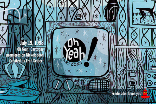 To celebrate today's 20th anniversary of Oh Yeah! Cartoons, we're watching all 99 seven-minute…