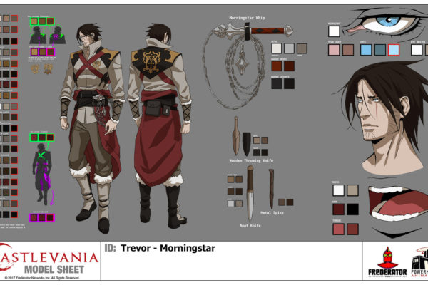 Trevor — Morningstar