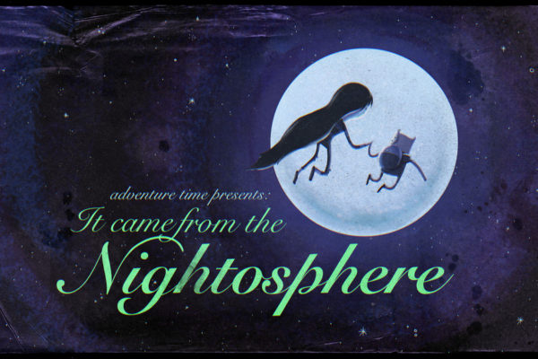 We're preparing for Halloween by resurrecting some of our spookier title cards, including this…