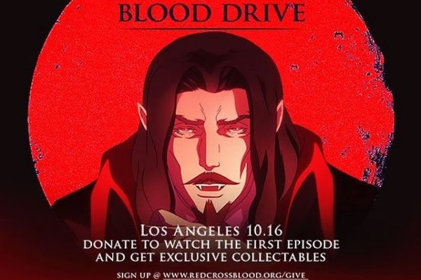 poor unfortunate souls followers in LA! Dracula asked me to post this. He's hosting a…