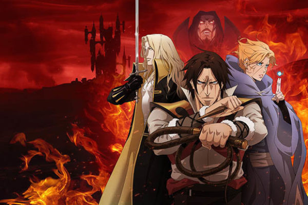 Castlevania Season ThreeIt'll be a while before we find out a premiere date, but…