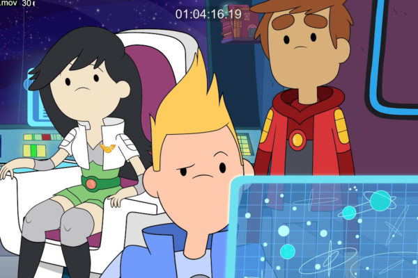 James Hamilton and Natasha Hodgson wrote today's two new Bravest Warriors episodes, so you can…