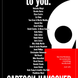 "cartoonhangover: ""Cartoon Hangover: From Creators to You. ""No interference, no corporate meddling, no dilution.""…"