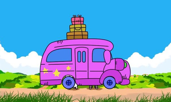 Remember kids, don't ever get in a strange van – unless it's Bee and Puppycat's.…