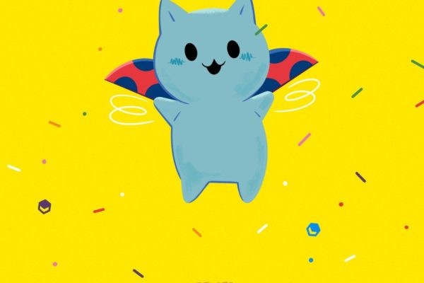 We really dig Andrew Kolb's Catbug and Bee and PuppyCat promo art for VRV.…