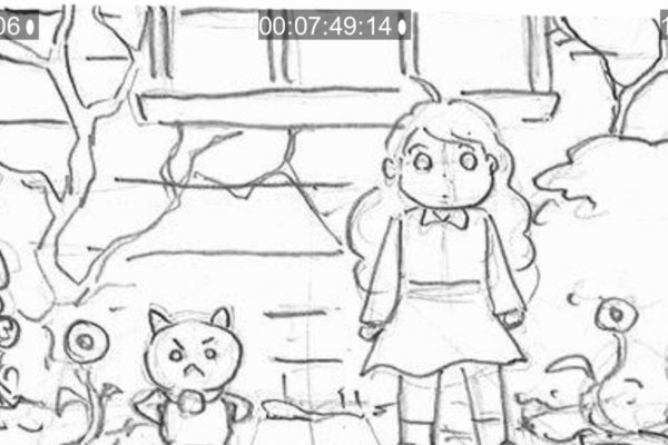 We woke up this Wednesday morning to a new Bee and PuppyCat animatic from Natasha and…