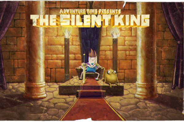 "adventuretime: I'M…BEING…BORN! ""The Silent King,"" written and storyboarded by Jesse Moynihan and Cole Sanchez,…"