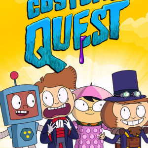 We're not saying there'll be a big Costume Quest announcement tomorrow, but we're not…