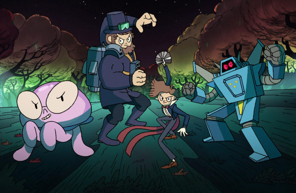 'Costume Quest': From Halloween Game to Amazon Prime Show (EXCLUSIVE)