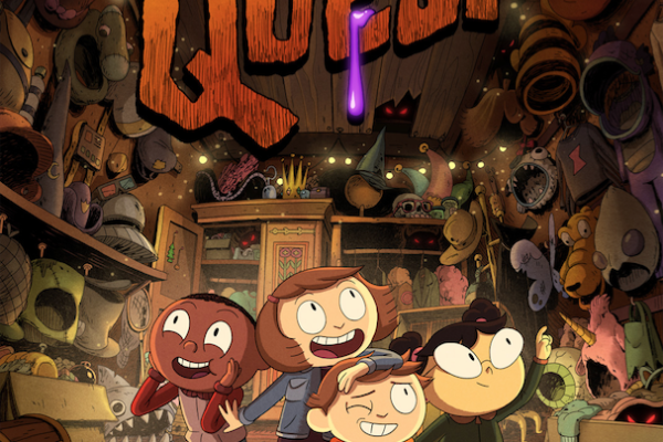 Costume Quest, the cartoon series based on the video game from Double Fine Productions,…
