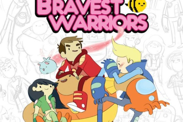 bravestwarriors:The 200-page hardcover, The Art of Bravest Warriors, arrives August 27, 2019, and can…