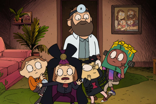 The first half of Season One of Costume Quest is streaming over on Amazon