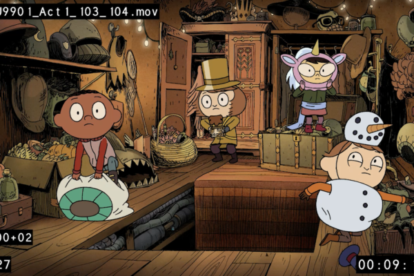 We continue to dig the Costume Quest animation we see from our partners at…