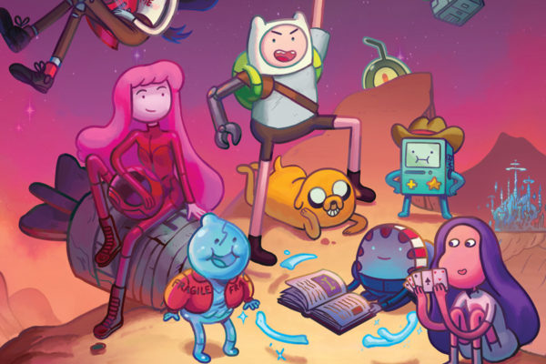 HBO Max Orders 4 'Adventure Time: Distant Lands' Specials | Animation Magazine