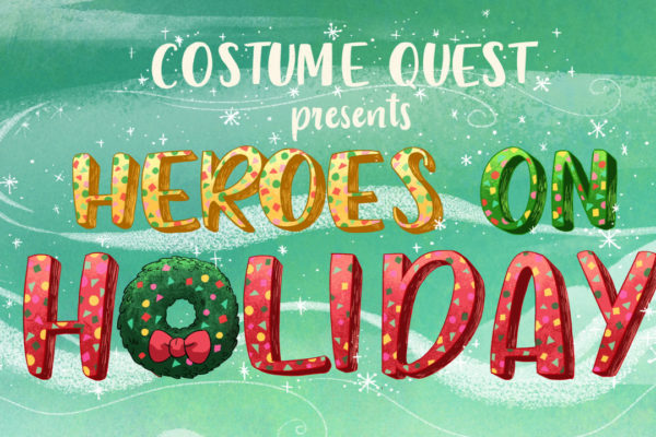 frederator-studios: News! There's a winter-tastic Costume Quest holiday special coming to Amazon Prime Video.…