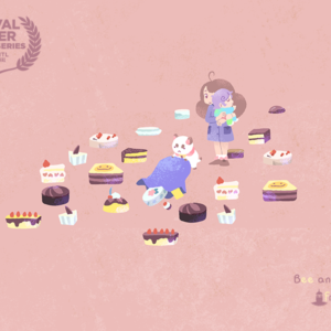 beeandpuppycat: Natasha and Efrain Farias have done such a beautiful job on Bee and…