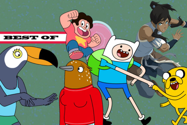 The Best Animated TV Shows of the 2010s