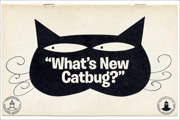 What's New Catbug? Quite a lot from Frederator, as you'll see from the Deadline Hollywood…