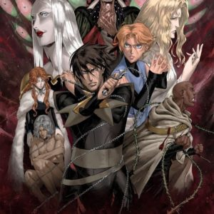 Castlevania Season 3. Coming to Netflix March 5