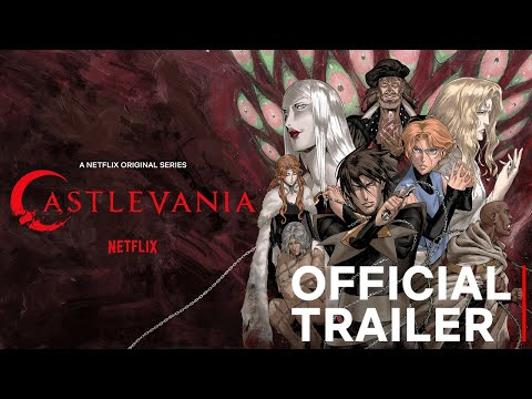 Evil never stays buried. Castlevania, Season 3, Netflix, March 5.