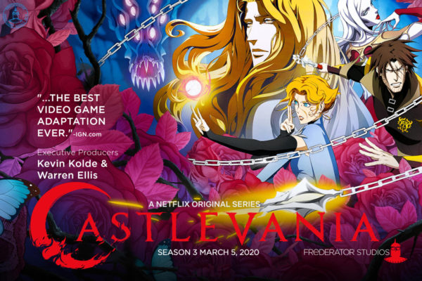 Pretty much everyone agrees that Castlevania is the best video game adaptation ever. And…