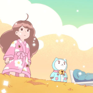 beeandpuppycat:It's official! Bee & PuppyCat: Lazy in Space is coming to Netflix  BPC +…